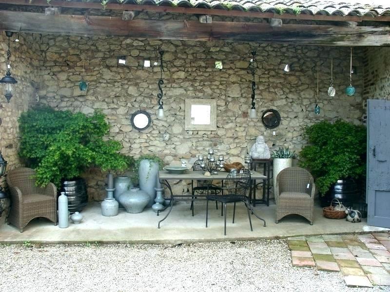 Decoration jardin exterieur poterie - Design en image