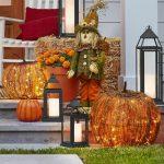 Decoration halloween maison exterieur