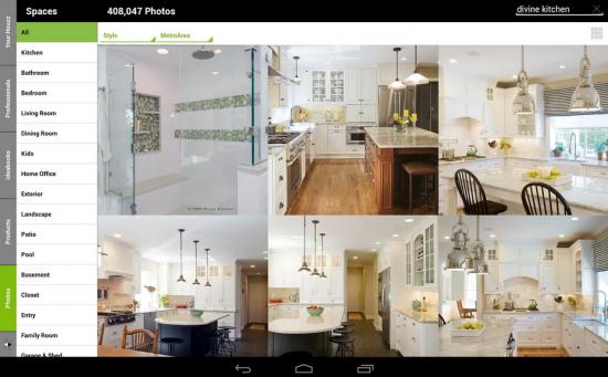 Decoration maison application