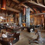 Decoration intérieur chalet