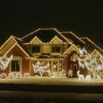 Decoration lumineuse noel maison