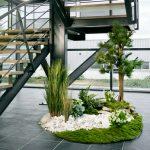 Décoration jardin d'intérieur