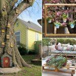 Accessoire décoration jardin
