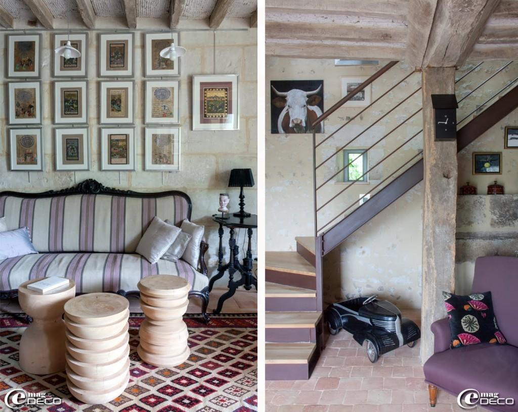 Decoration maison ancienne