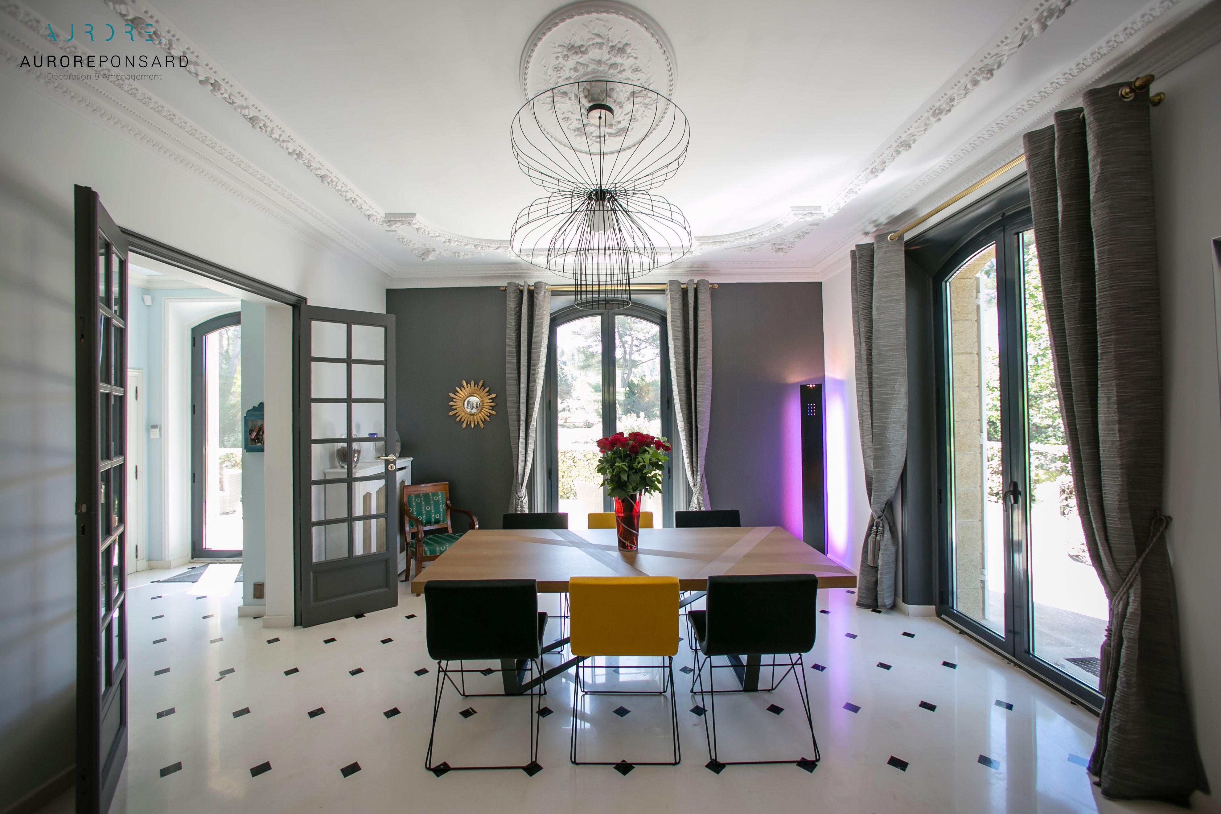 Décoration maison bourgeoise - Design en image