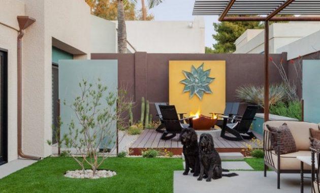d coration murale ext rieur terrasse design en image. Black Bedroom Furniture Sets. Home Design Ideas