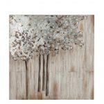 Arbre bois décoration murale
