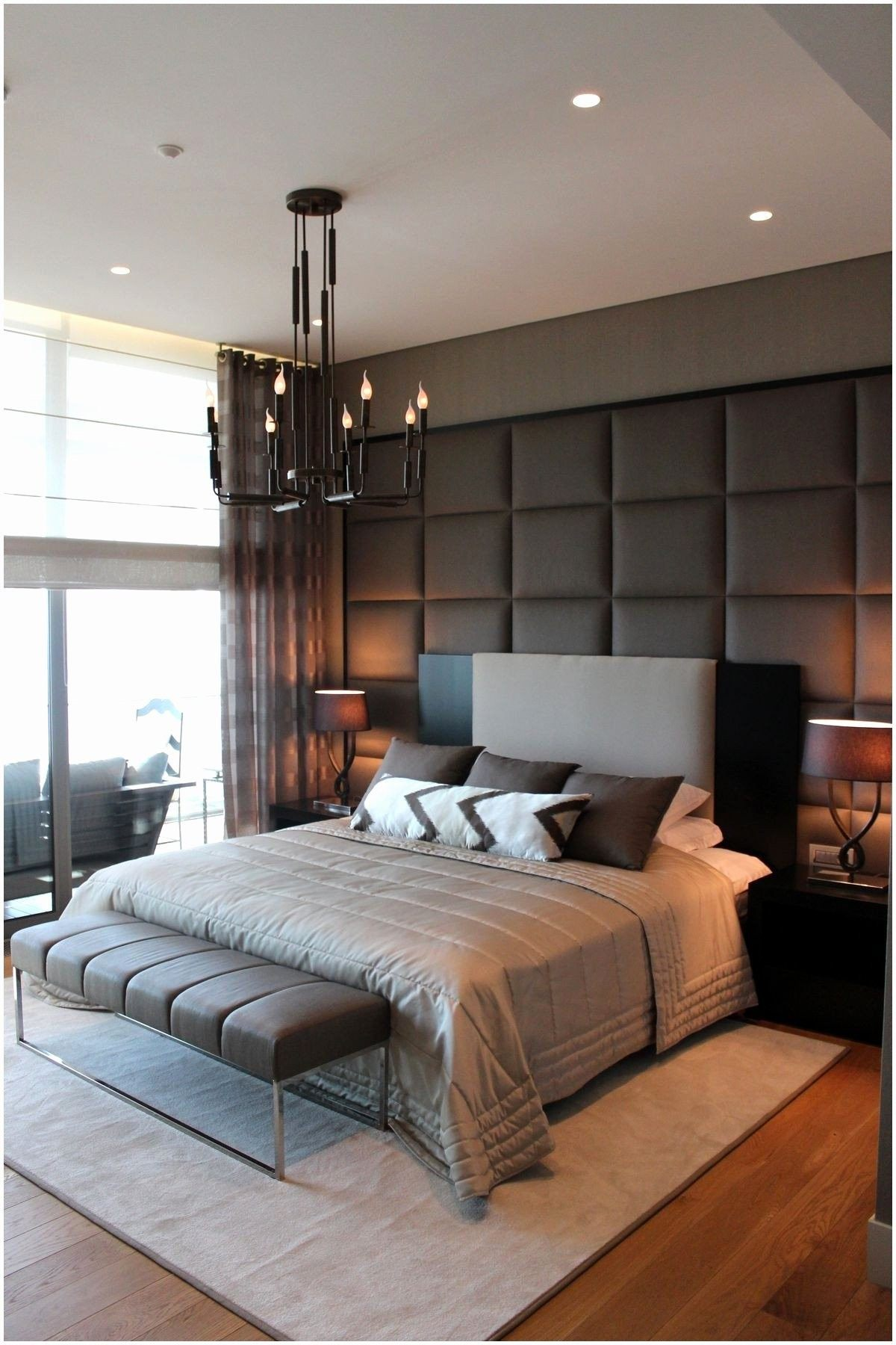 d coration murale chambre adultes design en image. Black Bedroom Furniture Sets. Home Design Ideas