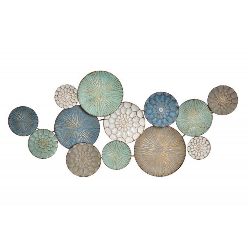 Décoration Murale Bleu Design En Image