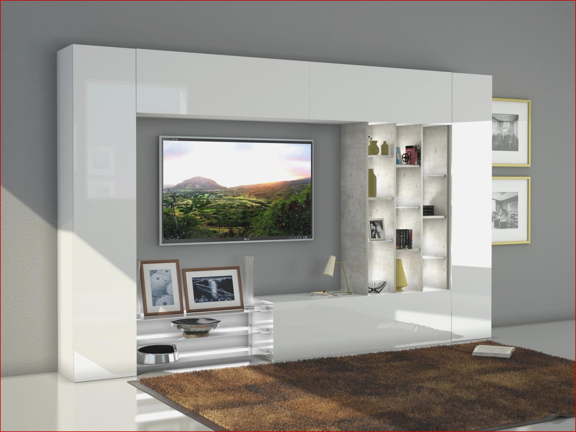 Decoration murale salon tv - Design en image