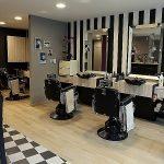 Decoration salon de coiffure 2018