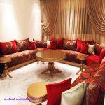 Decoration de salon marocain