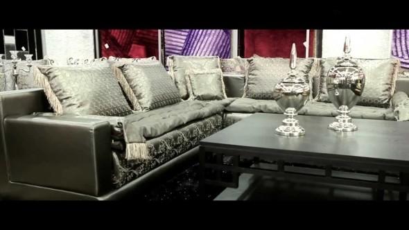 Decoration salon turque moderne