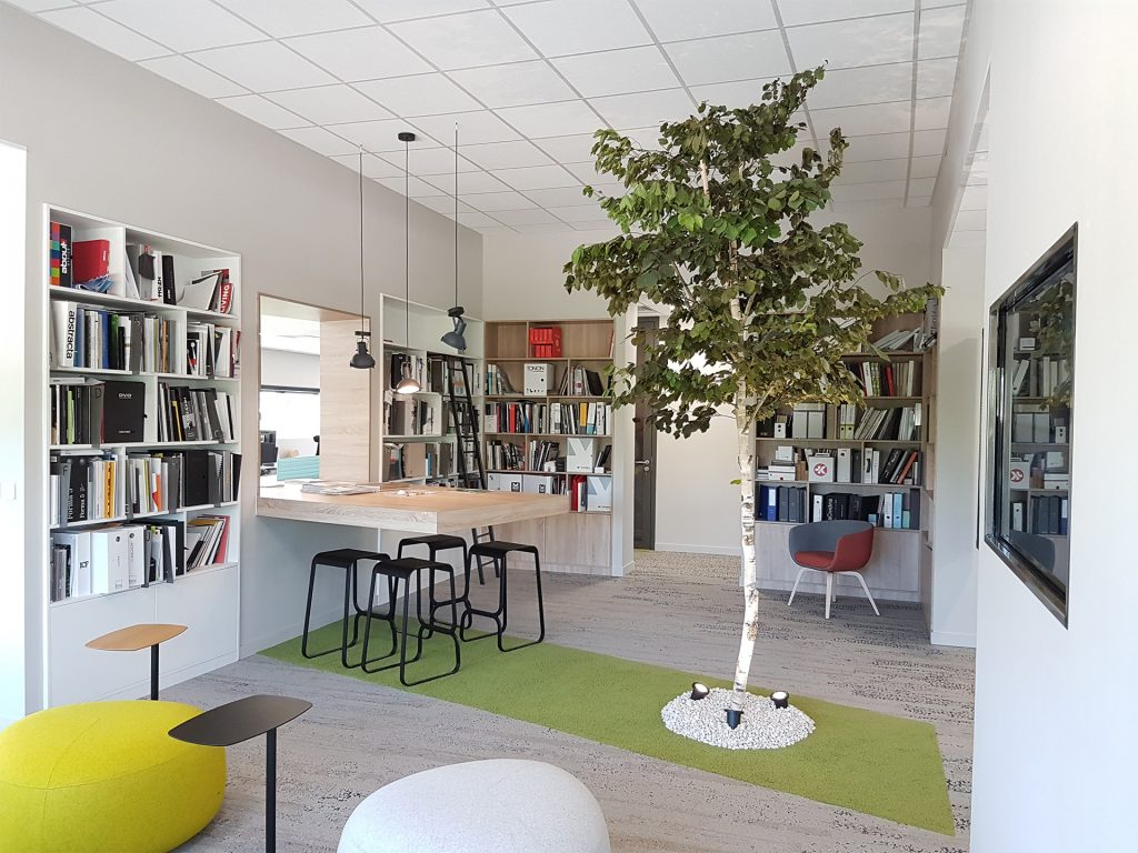Decoration interieur arbre - Design en image