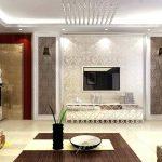 Decoration plafond de salon