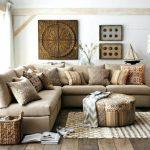 Decoration interieur salon marron - Design en image
