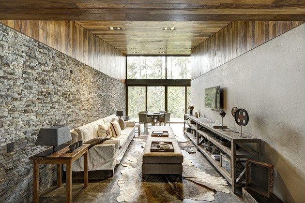 Decoration maison interieur pierre - Design en image
