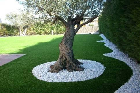 Galets decoration jardin - Design en image