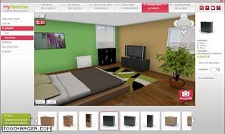 Logiciel gratuit architecture decoration interieur - Logiciel en ligne amenagement interieur ...
