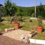 Décoration extérieure pour le jardin