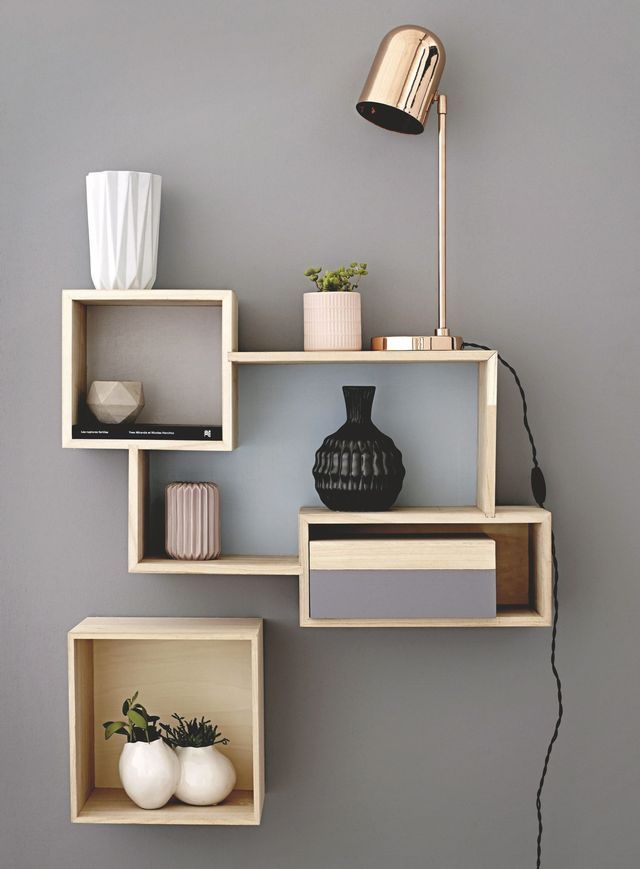 Etagere Decoration Murale