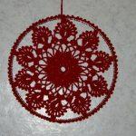 Crochet décoration maison