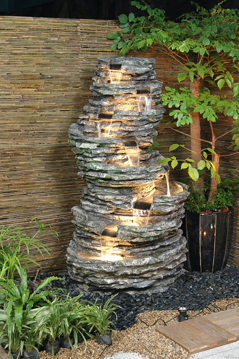 Fontaine jardin decoration ext rieure design en image - Fontaine decorative exterieure jardin ...