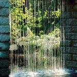 Decoration eau jardin