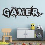 Decoration murale gaming