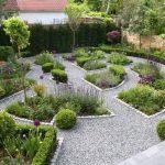 Graviers de decoration pour jardin