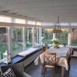 Décoration intérieur veranda