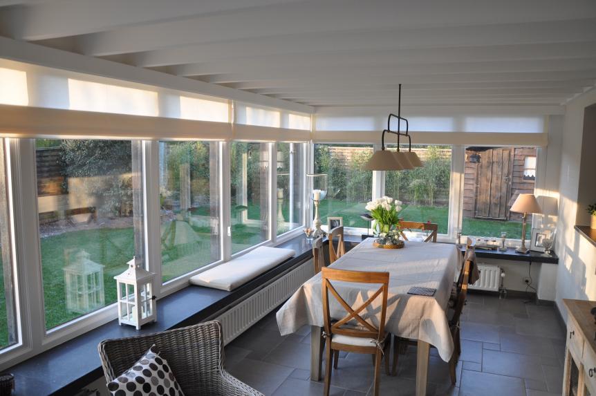Décoration intérieur veranda - Design en image