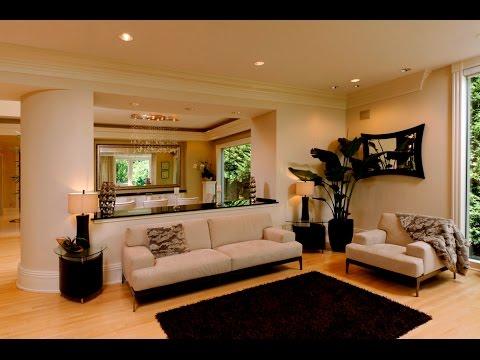 Décoration salon gris et beige - Design en image