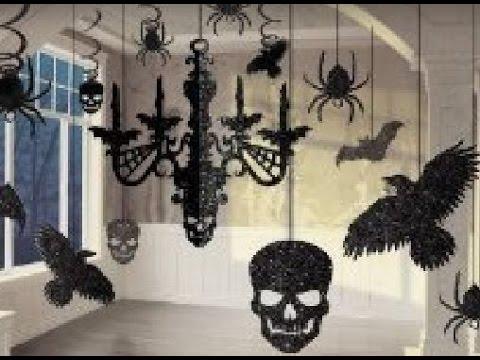 Decoration fait maison pour halloween