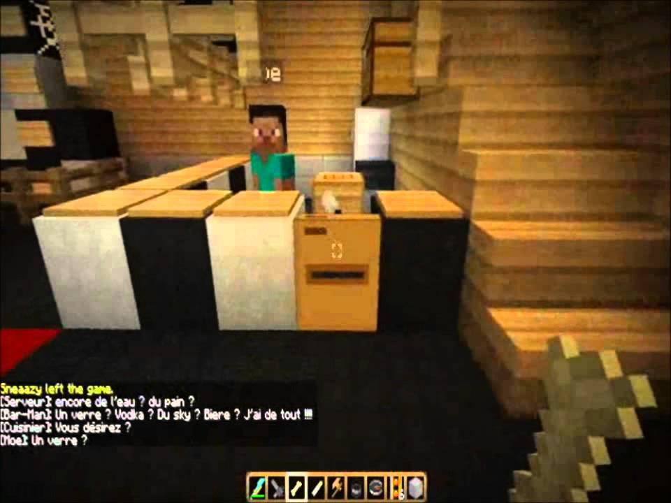 Minecraft D U00e9coration Maison