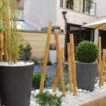 Jardin decoration terrasse