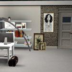 Sims 4 décoration maison