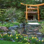 Décoration japonaise jardin