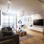 Décoration appartement moderne salon
