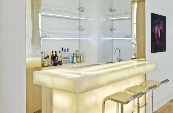 Idée décoration bar maison - Design en image
