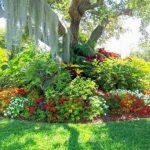 Decoration florale jardin
