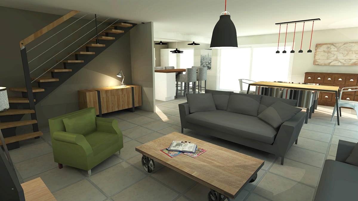 Interieur Maison Neuve