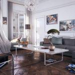 Idées décoration appartement salon