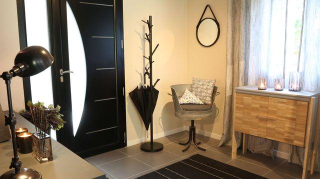 Entrée de maison décoration - Design en image