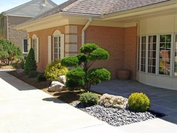 Décoration exterieur jardin maison