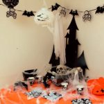 Décoration halloween intérieur