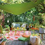 Idee decoration terrasse de jardin