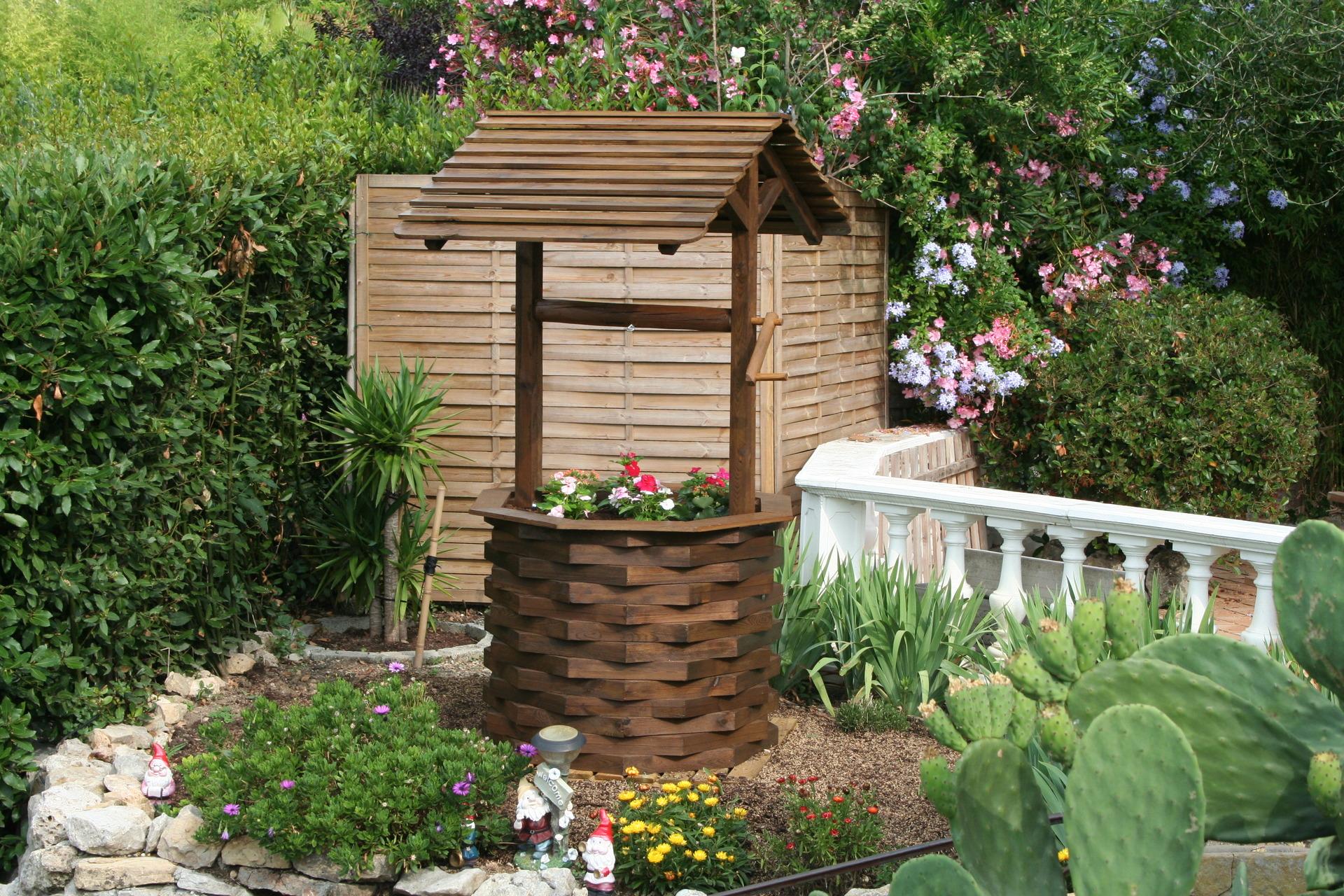 De Haute Qualite Idee De Decoration Pour Jardin