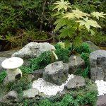 Décoration de jardin chinois