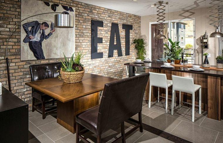 Décoration salle à manger design